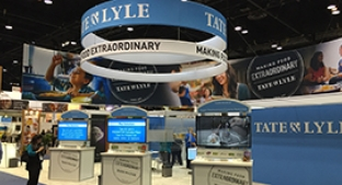 IFT Trade show booth 2016